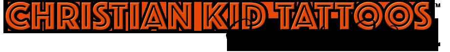Christian Kid Tattoos Logo